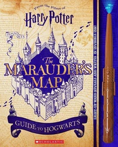 Marauder's Map Guide to Hogwarts