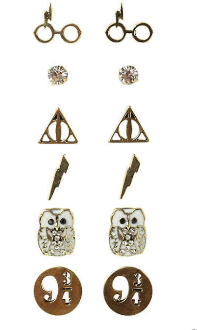 HARRY POTTER EARRING SET