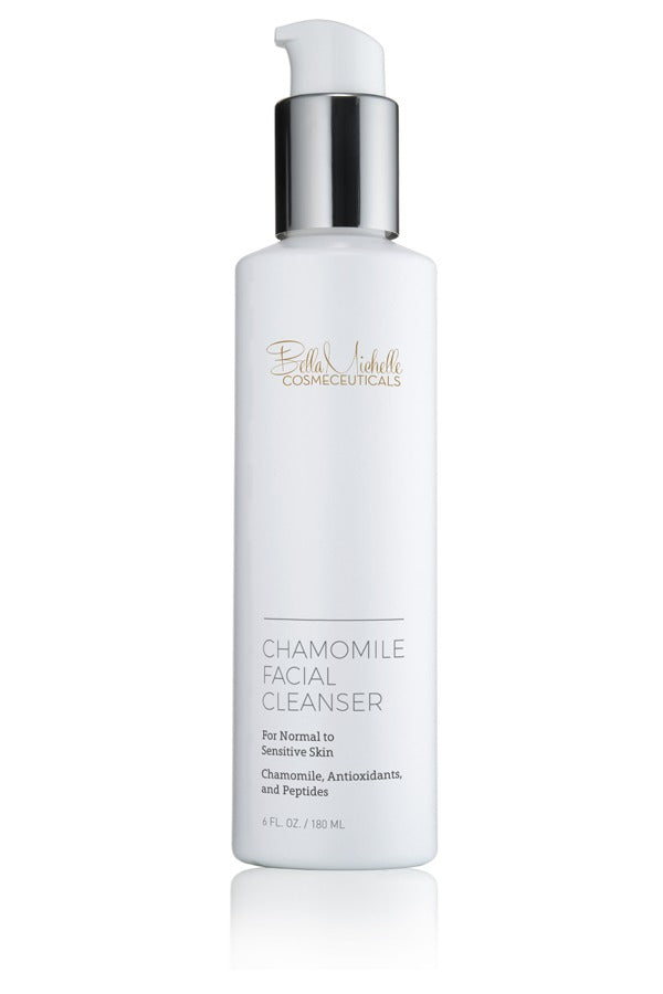 Chamomile face cleanser bella michelle