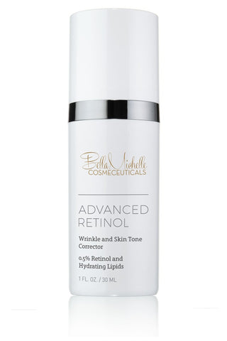 advanced retinol facial serum