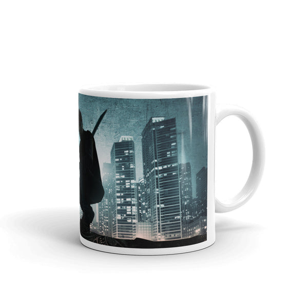 The Never Hero Mug