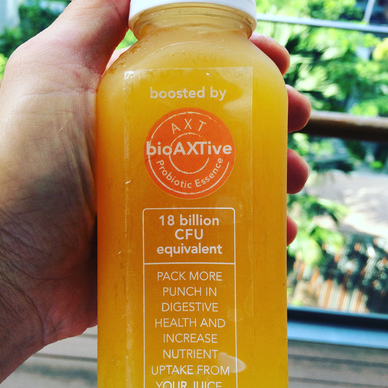 Turmeric Elixir - probiotic boosted (NEW)