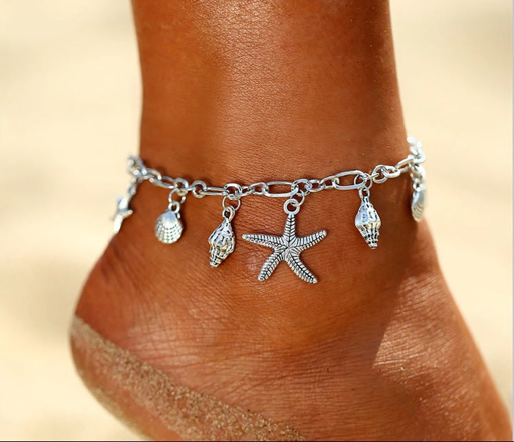 The Signs of Summer Anklet