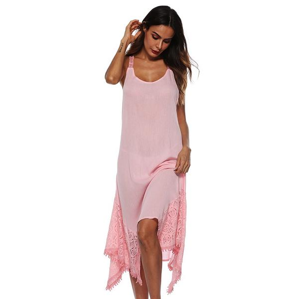 No-Fear Sheer Beach Dress