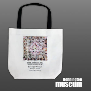 Jane Stickle: Tote Bag