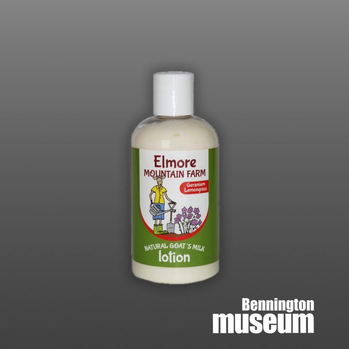 Elmore Mountain Farm: Lotion, 'Geranium Lemongrass'