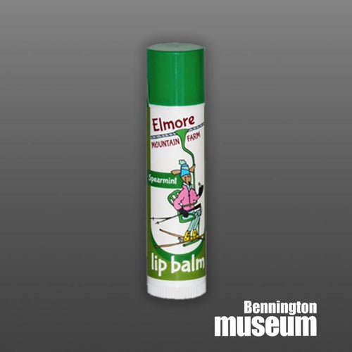 Elmore Mountain Farm: Lip Balm, 'Spearmint'