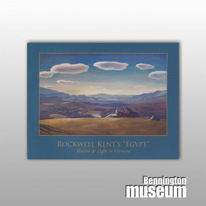 Museum Publication: Catalogue, 'Rockwell Kent's 'Egypt': Shadow & Light in Vermont'