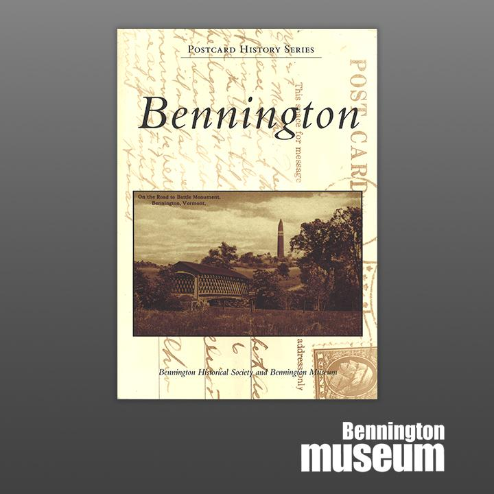 Museum Publication: Historical Society, 'Bennington Postcard History'