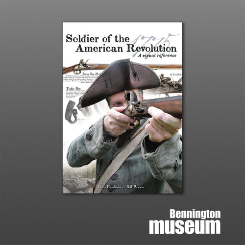 Countryman: Book, 'Soldier of the American Revolution'