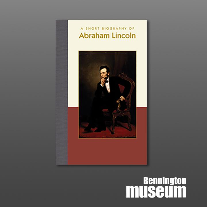 Applewood: Book, 'A Short Biography of Abraham Lincoln'