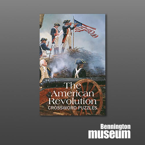 Applewood: Book, 'American Revolution Crossword Puzzle'