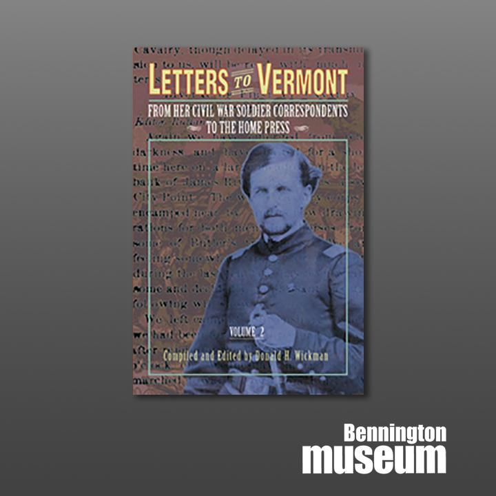 Applewood: Book, 'Letters to Vermont - Volume 2'