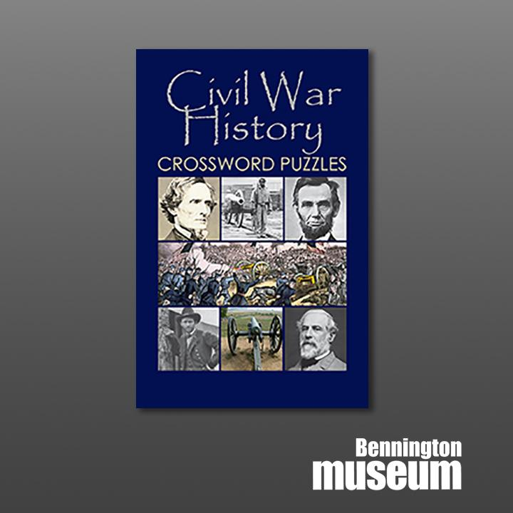 Applewood: Book, 'Civil War Crossword'