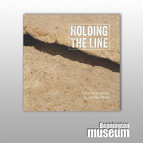 Museum Publication: Catalogue, 'Holding the Line - Ceramic Sculptures by Stanley Rosen'