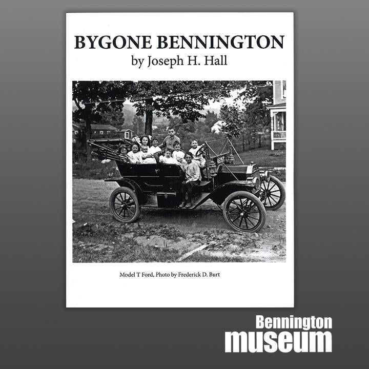 Museum Publication: Historical Society, 'Bygone Bennington'