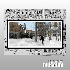 Tim Wager: Book, 'Bennington History' Volume 4