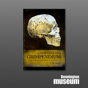 Countryman: Book, 'New England Grimpendium'