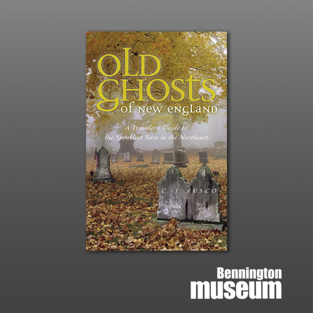 Countryman: Book, 'Old Ghosts of New England'