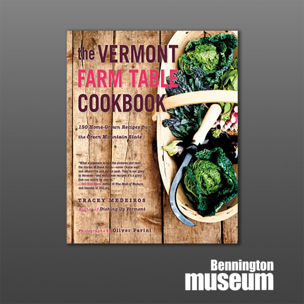 Countryman: Book, 'The Vermont Farm Table Cookbook'