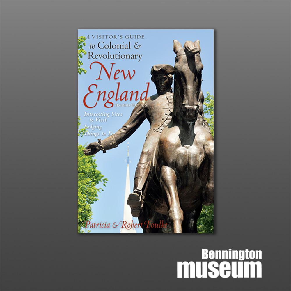 Countryman: Book, 'Visitor's Guide to New England'