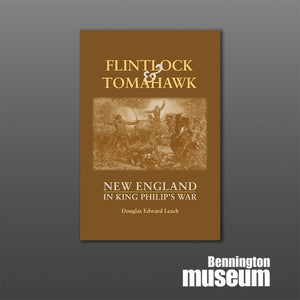 Countryman: Book, 'Flintlock and Tomahawk'