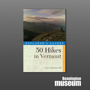 Countryman: Book, '50 Hikes in Vermont'