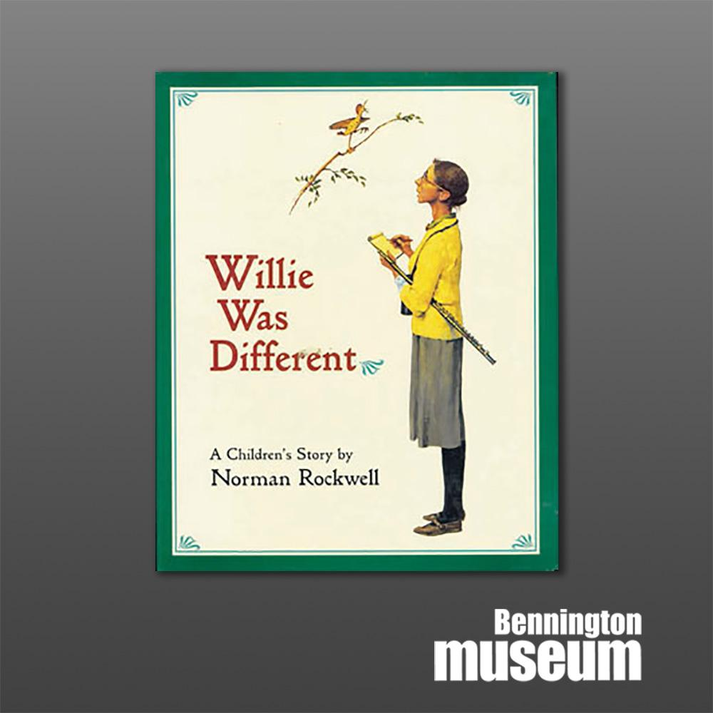 Countryman: Book, 'Willie Was Different'