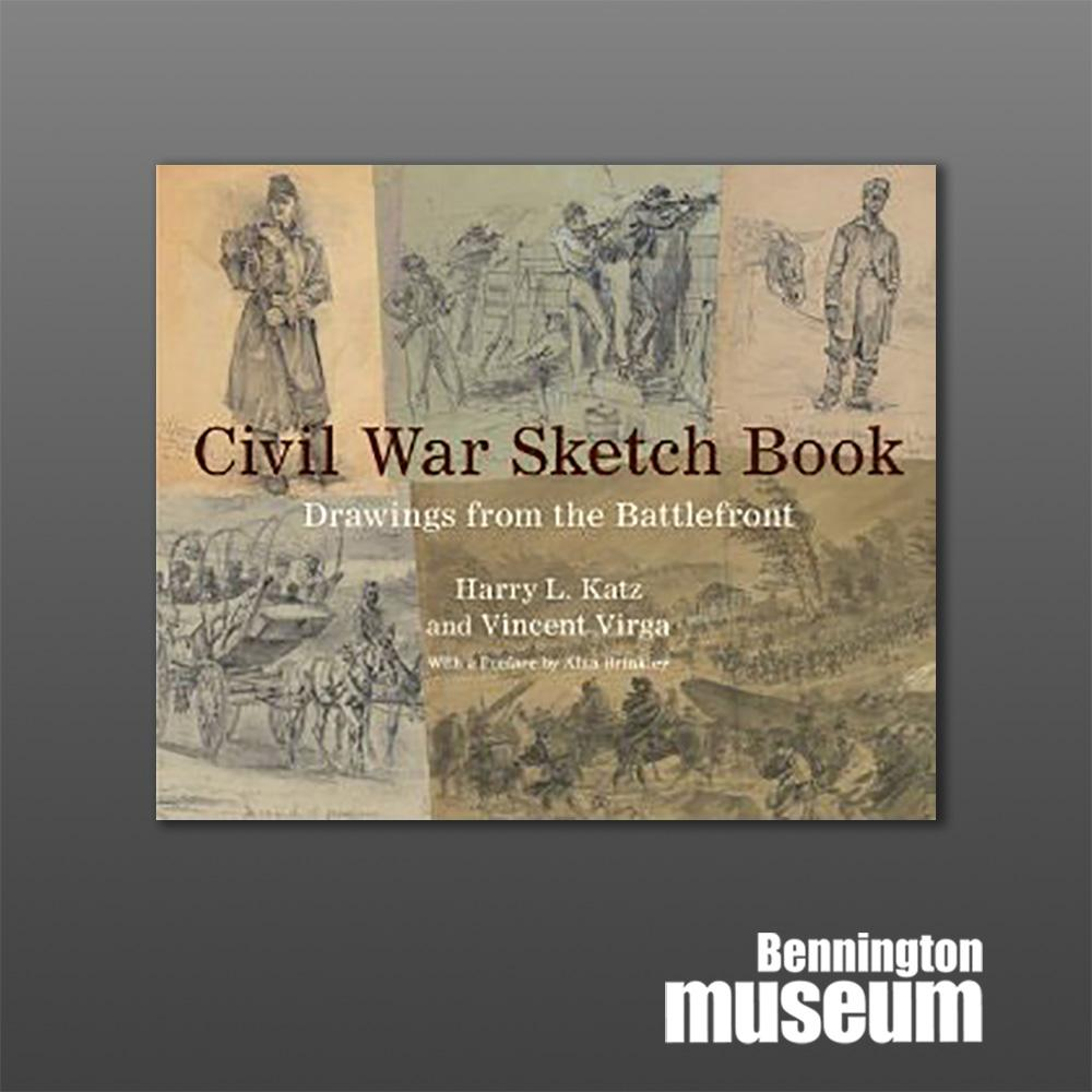 Countryman: Book, 'Civil War Sketch Book'
