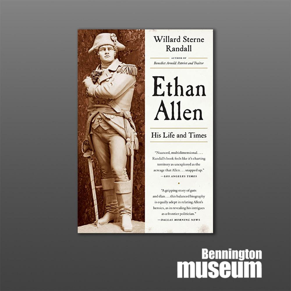 Countryman: Book, 'Ethan Allen - Life and Times'
