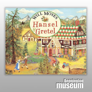 Will Moses: Book, 'Hansel and Gretel'