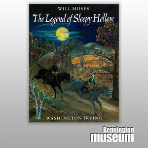 Will Moses: Book, 'Legend of Sleepy Hollow'