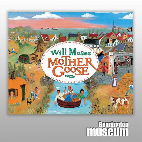 Will Moses: Book, 'Mother Goose'