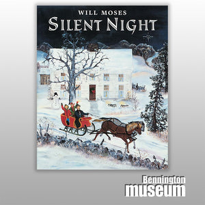 Will Moses: Book, 'Silent Night'