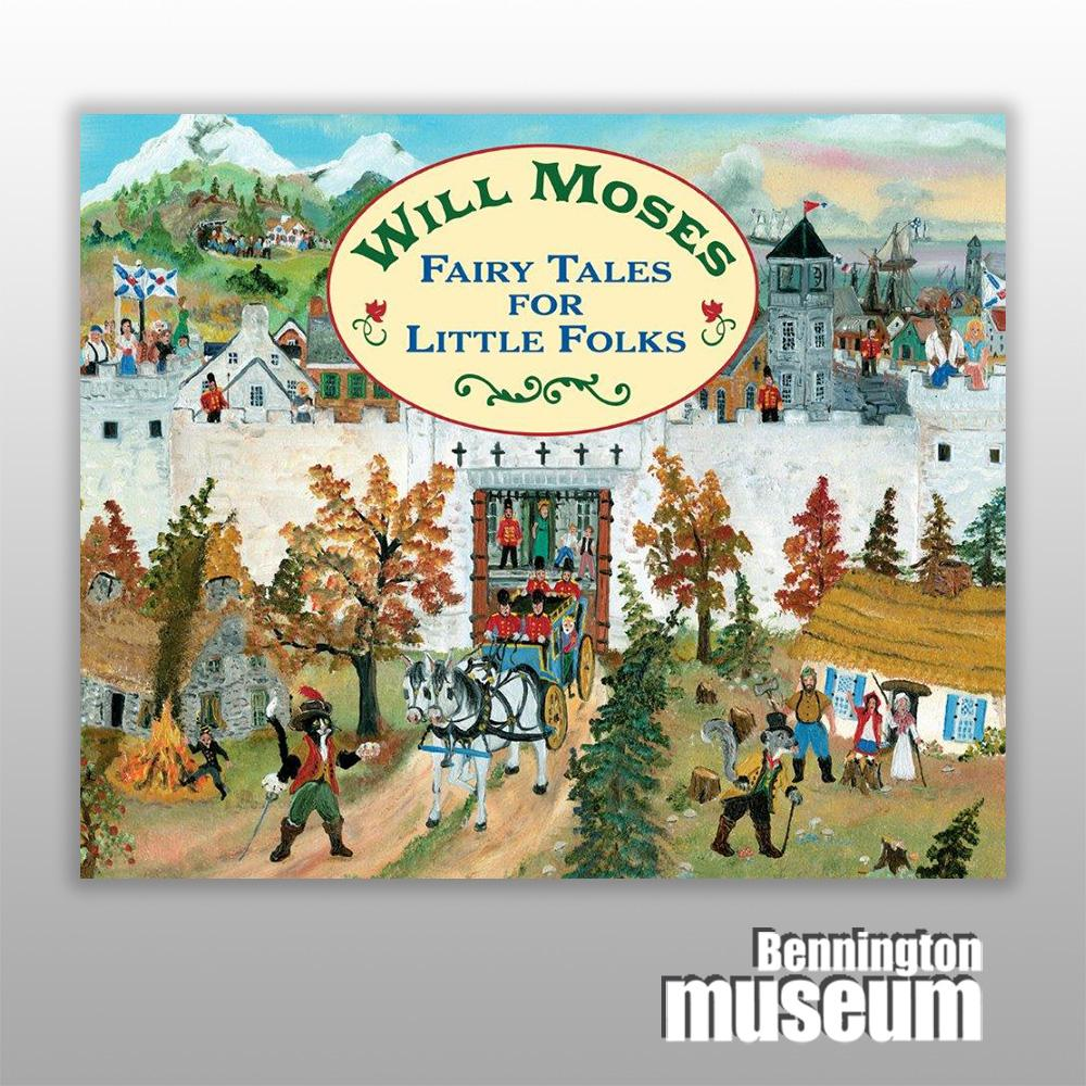Will Moses: Book, 'Fairy Tales for Little Folk'