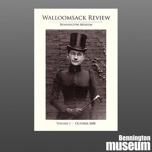 Museum Publication: Walloomsack Review, 'Volume 01'