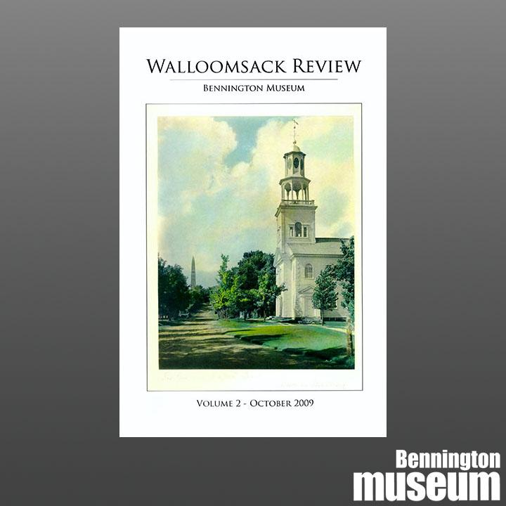 Museum Publication: Walloomsack Review, 'Volume 02'