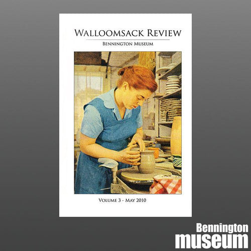 Museum Publication: Walloomsack Review, 'Volume 03'