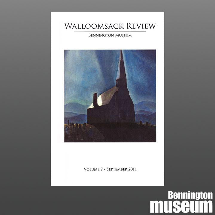 Museum Publication: Walloomsack Review, 'Volume 07'