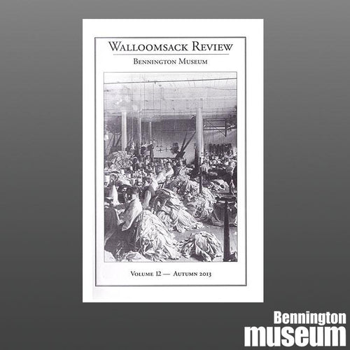 Museum Publication: Walloomsack Review, 'Volume 12'