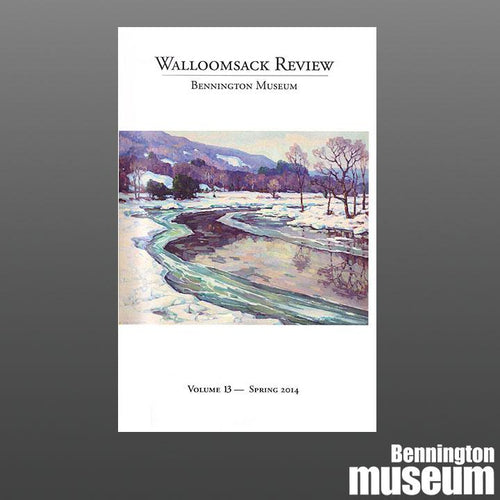 Museum Publication: Walloomsack Review, 'Volume 13'