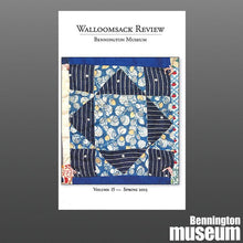 Museum Publication: Walloomsack Review, 'Volume 15'