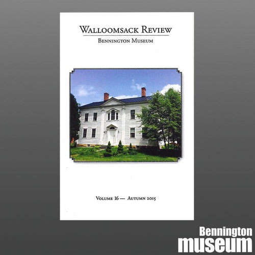 Museum Publication: Walloomsack Review, 'Volume 16'