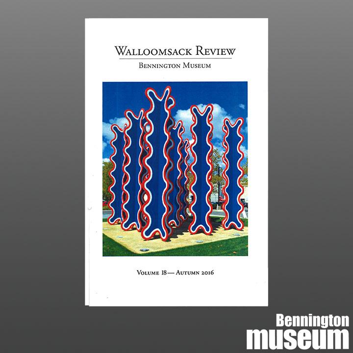 Museum Publication: Walloomsack Review, 'Volume 18'