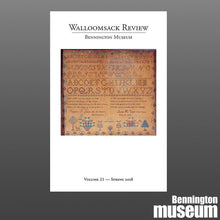 Museum Publication: Walloomsack Review, 'Volume 21'