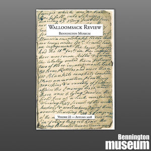 Museum Publication: Walloomsack Review, 'Volume 22'