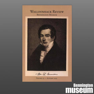 Museum Publication: Walloomsack Review, 'Volume 25'