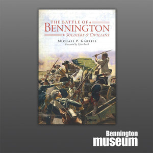 History Press: Book, 'The Battle of Bennington'