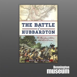 History Press: Book, 'The Battle of Hubbardton'