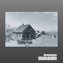 Exhibit Related: WPA, 'Old Abandoned Farmhouse Near Newport Vermont'